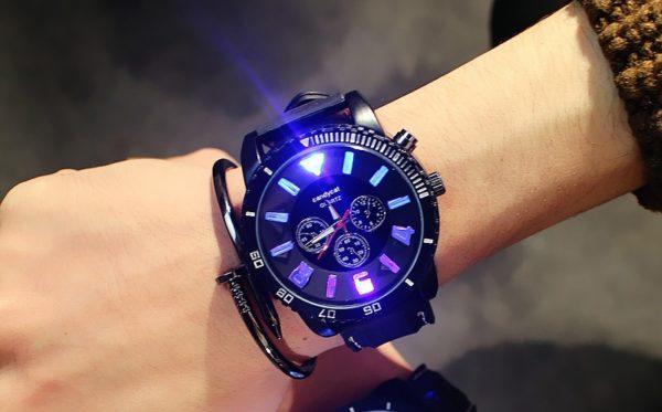 Reloj Estelar Ilusion of time